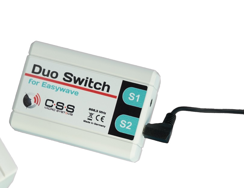 Duo Switch for Easywave - 2 way radio transmitter